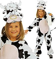 Little Cow - Toddler and Child Costume Fancy Dress