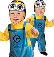 Minion Dave - Toddler Costume