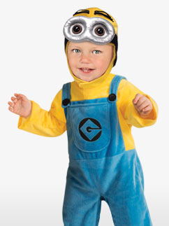 Minion Dave - Toddler Costume Fancy Dress