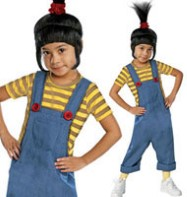 Deluxe Agnes Toddler - Toddler Costume Fancy Dress