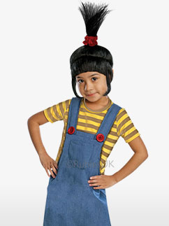 Deluxe Agnes Child - Child Costume Fancy Dress