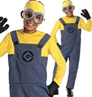 Minion Dave - Child Costume Fancy Dress