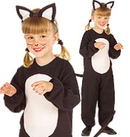 Cat - Toddler and Child Costume Fancy Dress