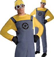 Minion Dave - Adult Costume Fancy Dress
