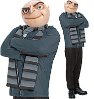 Gru - Adult Costume Fancy Dress