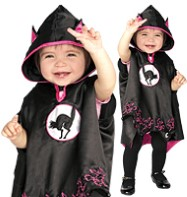 Cat Cape - Toddler Costume Fancy Dress