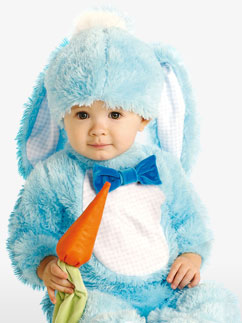 Handsome Lil'Wabbit - Infant Costume Fancy Dress