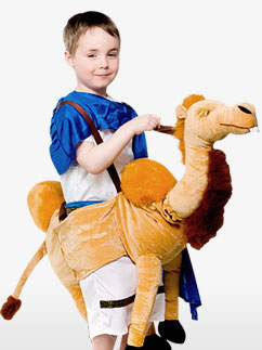 Ride on Camel