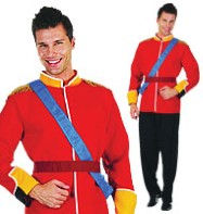 Prince Royal - Adult Costume Fancy Dress