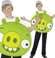 Angry Bird Green Pig - Child Costume