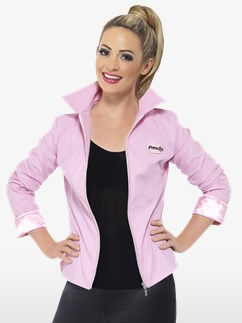 Deluxe Pink Ladies Jacket - Adult Costume