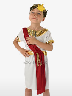 Roman Boy - Child Costume Fancy Dress