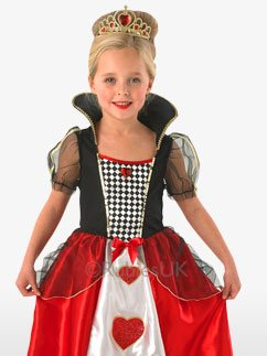 Red Queen - Child Costume Fancy Dress