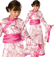 Asian Princess -Toddler Costume Fancy Dress