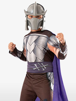 Shredder - Child Costume Fancy Dress