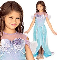 Mermaid Princess - Toddler Costume Fancy Dress