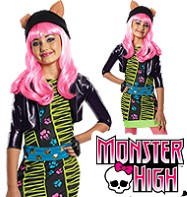 Fancy Dress - Girls Howleen - Small
