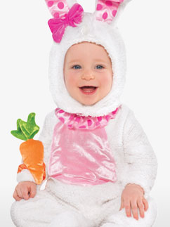Wittle Wabbit  - Baby Costume Fancy Dress