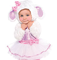 Little Lamb - Baby Costume