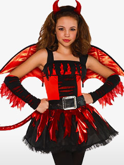 Dare Devil - Teen Costume