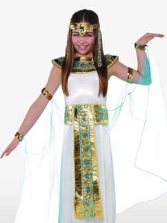 Cleopatra - Child Costume Fancy Dress
