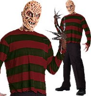 Freddy Krueger Set - Adult Costume Fancy Dress