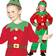 Elf Set - Child Costume Fancy Dress