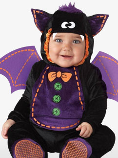 Baby Bat - Baby Costume Fancy Dress