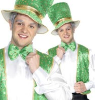 St Patrick's Day Set - Adult Costume Fancy Dress