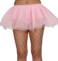 Pink Tu-tu - Adult Costume Fancy Dress