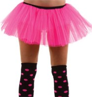Pink Tu- tu - Adult Costume Fancy Dress