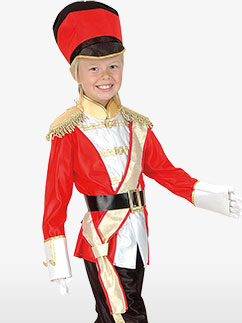 Toys Soldier - Child Costume Fancy Dress