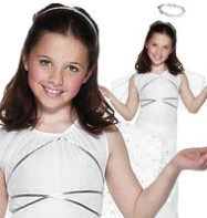Angelica Angel - Child Costume