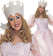 Glinda - Adult Costume Fancy Dress