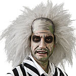 Beetlejuice Wig Fancy Dress