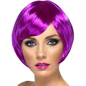 Wigs Babe Wig - Purple