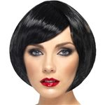 Babe Wig - Black Fancy Dress