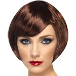 Babe Wig - Brown Fancy Dress