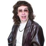 Lou (Little Britain) Wig Fancy Dress