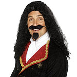 Musketeer Wig Fancy Dress