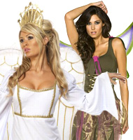 Angels & Fairies Fancy Dress