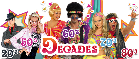 Decades Fancy Dress