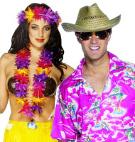 Hawaiian & Beach Fancy Dress
