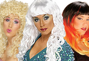 Female Glamour wigs