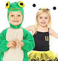 Animals & InsectsFancy Dress