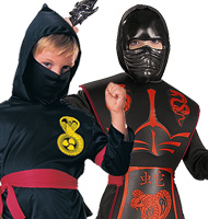 Ninja Fancy Dress
