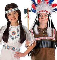 Cowboys & Indians Fancy Dress