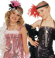 Glamour Girls Fancy Dress