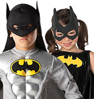 Childrens Batman Costumes