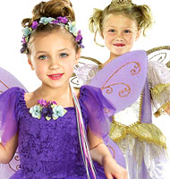 Childrens Fairy Costumes